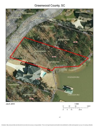 Greenwood County Residential Lots & Land For Sale: 134 Polo Court
