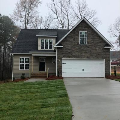 Greenwood SC Single Family Home For Sale: $218,900