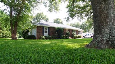 Abbeville Single Family Home For Sale: 61 E Colony