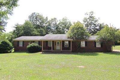 Greenwood County Single Family Home For Sale: 126 Pinehaven Drive