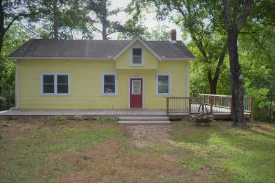 Abbeville Single Family Home For Sale: 1104 Haigler St Ext