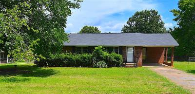Greenwood County Single Family Home For Sale: 503 Johnston