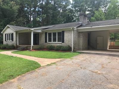 Greenwood Single Family Home For Sale: 125 Highland Dr.