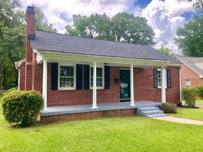 Greenwood Single Family Home For Sale: 219 Forest Ln.