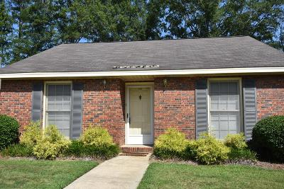 Greenwood SC Single Family Home For Sale: $97,500