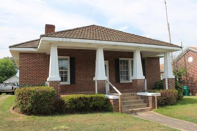 Greenwood Single Family Home For Sale: 114 Piedmont Ave