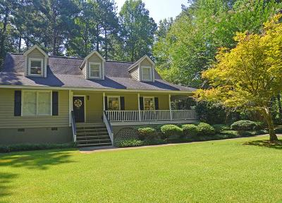 Greenwood Single Family Home For Sale: 417 Gatewood Drive