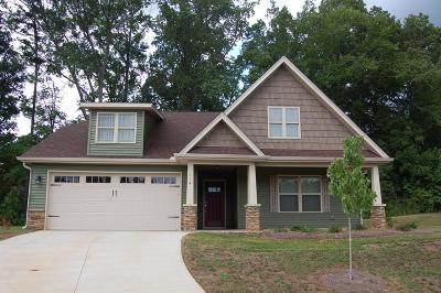 Greenwood County Single Family Home For Sale: 114 Auburn Lane