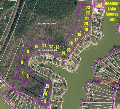 Waterloo Residential Lots & Land For Sale: Lot 4-21 Cunningham Slough