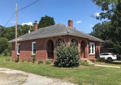 Greenwood County Single Family Home For Sale: 221 Duke Street