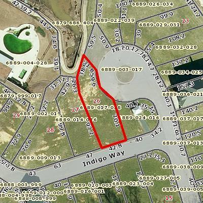 Greenwood Residential Lots & Land For Sale: 105 Indigo Way