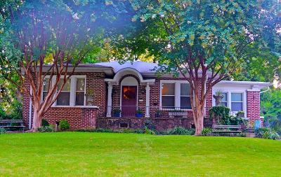 Greenwood Single Family Home For Sale: 219 Jennings