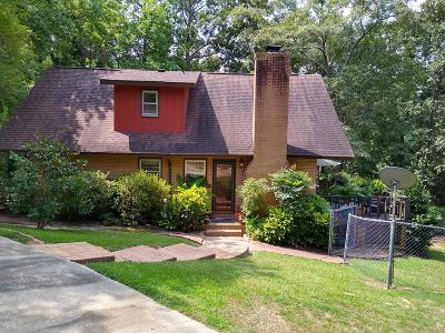 Greenwood County Single Family Home For Sale: 201 Harbor Cove Rd