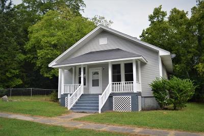 Abbeville Single Family Home For Sale: 710 Brooks St