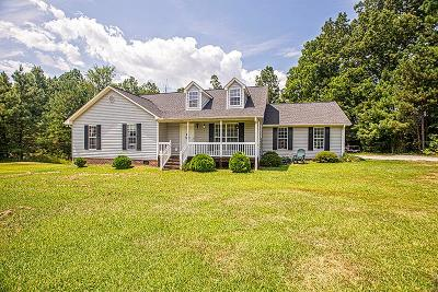 Greenwood Single Family Home For Sale: 324 Hwy 221 South