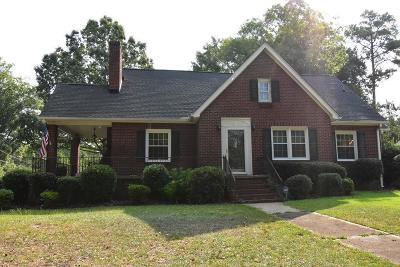Greenwood Single Family Home For Sale: 412 North St
