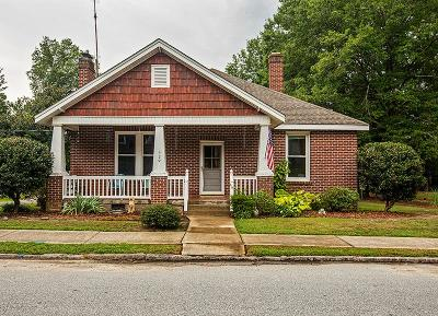 Greenwood Single Family Home For Sale: 429 Grove Street