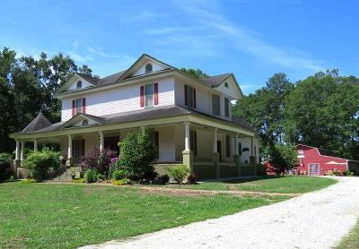 Cross Hill Single Family Home For Sale: 258 N Main St
