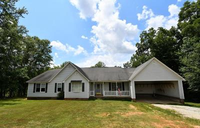 Hodges Single Family Home For Sale: 405 Riley Rd