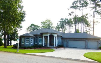 Greenwood County Single Family Home For Sale: 121 Caymen Court