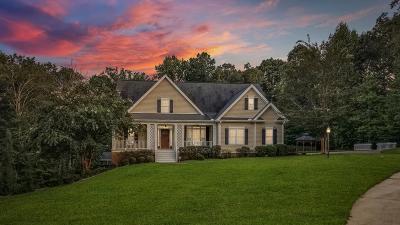 Abbeville Single Family Home For Sale: 113 Deer Run