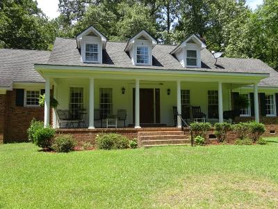 Greenwood County Single Family Home For Sale: 106 Johns Creek