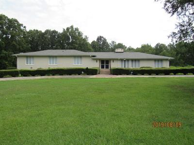 Abbeville Single Family Home For Sale: 294 N Mill Road