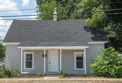 Laurens Single Family Home For Sale: 305 Lucas Avenue