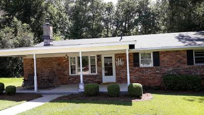 Greenwood Single Family Home For Sale: 321 Lanham St.