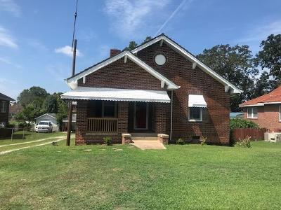 Greenwood Single Family Home For Sale: 660 W Kirksey