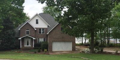 Cross Hill Single Family Home For Sale: 87 Summerset Point Drive