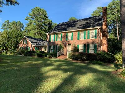 Greenwood County Single Family Home For Sale: 139 Gatewood Dr.