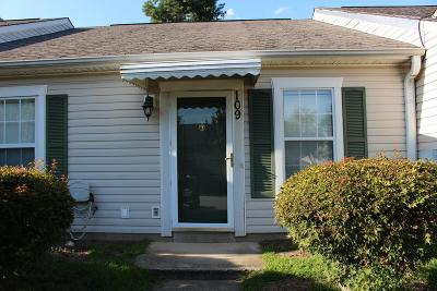 Greenwood Single Family Home For Sale: 109 St Kitts Ct