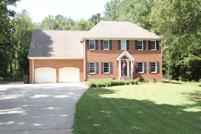 Greenwood County Single Family Home For Sale: 101 Planters Court