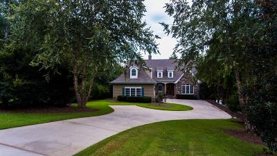 Laurens Single Family Home For Sale: 144 Yacht Drive