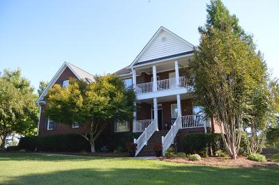 Greenwood Single Family Home For Sale: 413 Hunters Creek Blvd