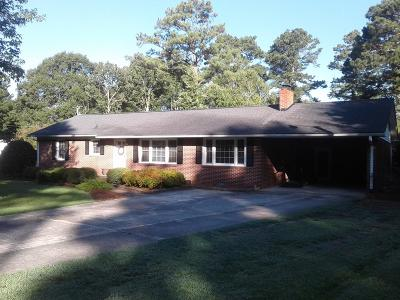 Greenwood Single Family Home For Sale: 414 Chingquapin Road