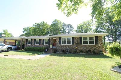 Greenwood SC Single Family Home For Sale: $164,900