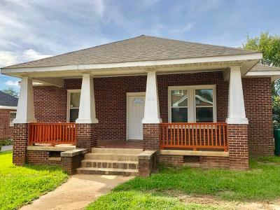 Greenwood SC Single Family Home For Sale: $72,900