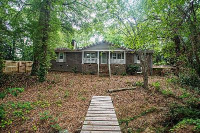 Greenwood Single Family Home For Sale: 206 Brookhaven