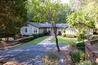 Greenwood Single Family Home For Sale: 103 Partridge Rd.
