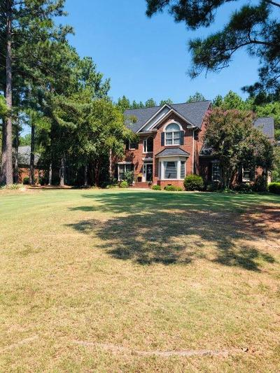 Greenwood Single Family Home For Sale: 604 Fairway Lakes