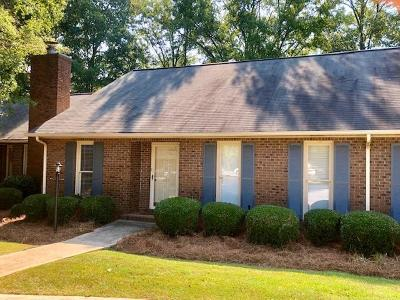 Greenwood SC Single Family Home For Sale: $107,900