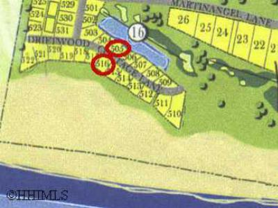Daufuskie Island SC Residential Lots & Land For Sale: $200,000