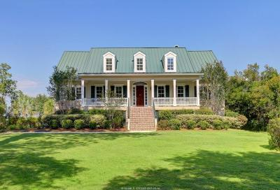 Beaufort Single Family Home For Sale: 3503 Morgan River Drive S