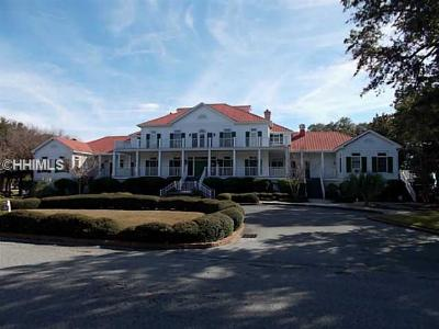 Daufuskie Island Single Family Home For Sale: 55 Fuskie Lane