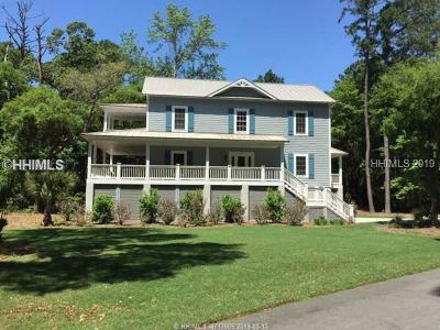 Daufuskie Island SC Single Family Home For Sale: $449,000
