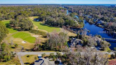 Hilton Head Island Residential Lots & Land For Sale: 50 Leamington Lane