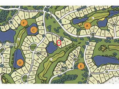 Bluffton Residential Lots & Land For Sale: 6 Edgefield Lane