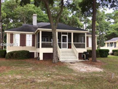 Daufuskie Island Condo/Townhouse For Sale: 130 Ave Of Oaks #410